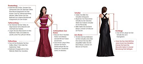 Formal Rot Kleider Promkleider Hundkragen Damen Traube Dunkel Lang Festlichkleider Charmant Steine Ballkleider Abendkleider UZ8qzw7