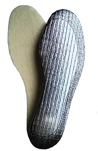 34 Thermo Isolanti Solette Scarpe Invernali 3 Di Per Misure Alluminio Con Strati Lamina Ficchiano 25 5xRqCntw6