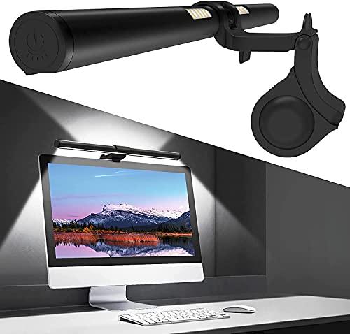 lampara portatil luz led para iluminar monitor escritorio