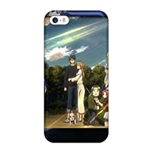 Ideal Alex Case Cover For Iphone 5/5s(highschool Of The Dead), Protective Stylish Case