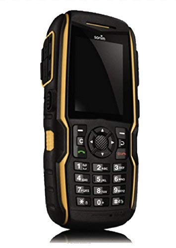 Sonim XP1520 BOLT SL Ultra Rugged IP-68 Military SPEC-810G Certified Cell Phone - Carrier Locked to AT&T