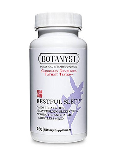 Dr. Xus Restful Sleep Natural Sleep Aid Supplement, 60 Capsules (30-Day Supply)