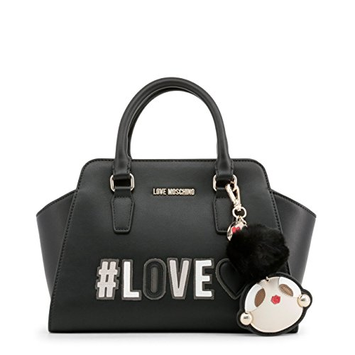 à main Moschino Love noir Sac v8qxRqw