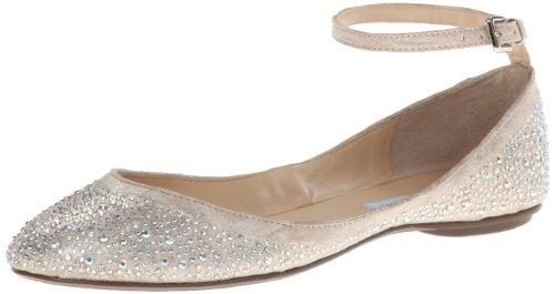 Betsey Johnson Blue Women's Shoes Sb-Joy Ballet Flat B00E93ZEEG Shoes Women's 74ca95