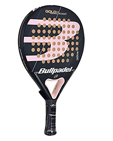 Pala DE Padel BULLPADEL Gold Woman 3.0: Amazon.es: Deportes ...