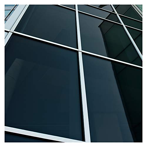 (BDF NA05 Window Film Privacy and Sun Control N05, Black (Very Dark) - 48in X 12ft)