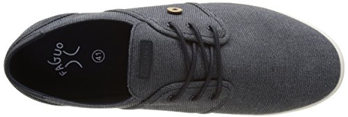 S1757 Stripes Sneaker Faguo Erwachsene Unisex Cypress 01 Blau Blau Navy qnz7RHwf
