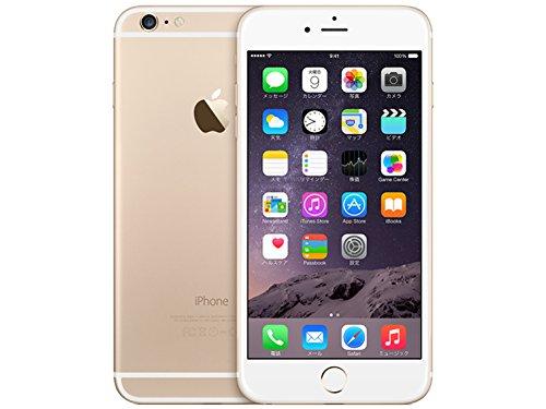 iPhone6 64GB(ゴールド)