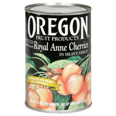 Oregon, Cherry Royal Anne Ptd, 15-Ounce (8 Pack)