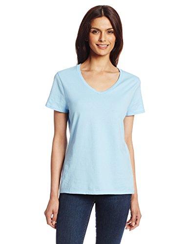 Hanes Womens Sleeve Nano T V Neck product image