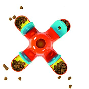 Outward Hound Kibble Drop Interactive Doy Toy Puzzle for Dogs