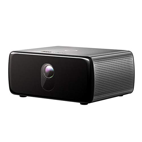 JSX Portable Wireless DLP Projector for Home Video Cinema,Smart Video Projectors Support Android System/750 ANSI/WiFi/Bluetooth/Speaker