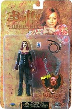 Buffy the Vampire Slayer - ToyFare Exclusive - Vampire Willow