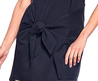 6e74e308a69350 Lemoniade extravagantes Sommerkleid mit ausgefallenem Schnitt Made in EU:  Amazon.de: Bekleidung