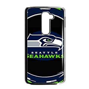 Seattle Seahawks Brand New And Custom Hard Case Cover Protector For LG G2