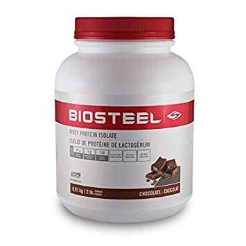 biosteel Whey Protein Isolate (408G): Amazon.es: Deportes y ...