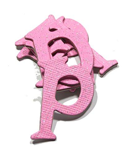 Pink Glitter HandCut 1.5