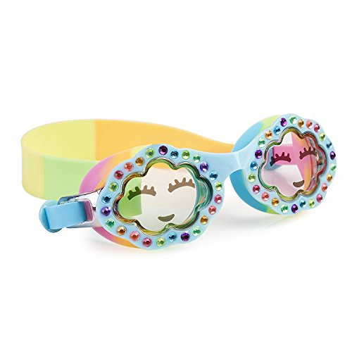 Swimming Goggles For Girls - Cloud Nine Swim Goggles By Bling2o