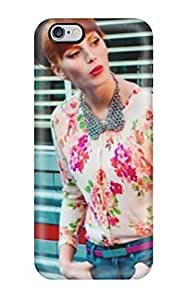 Cute Appearance Cover/tpu Alea Wiles Case For Iphone 6 Plus