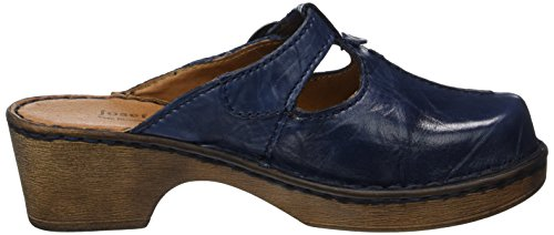 Josef Seibel Damen Rebecca 11 Clogs Blau (Denim)