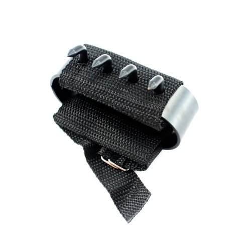 ASR Outdoor (2-Pack) Ninja Hand Claws Climbing Defence Spikes Fully Adjustable