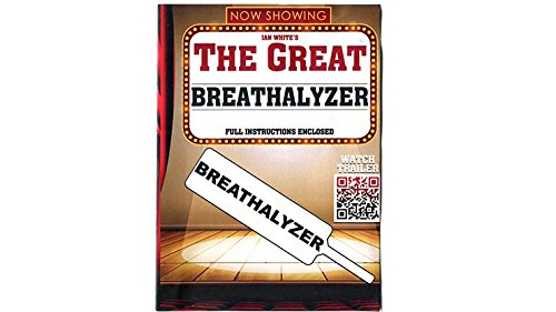 MTS The Great Breathalyzer Paddle by MagicWorld Trick