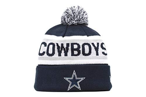 New Era Dallas Cowboys Fan Hat Knit Beanie Jersey Sweatshirt Hoodie T-Shirt Flag Apparel (Dallas New Era Beanie)