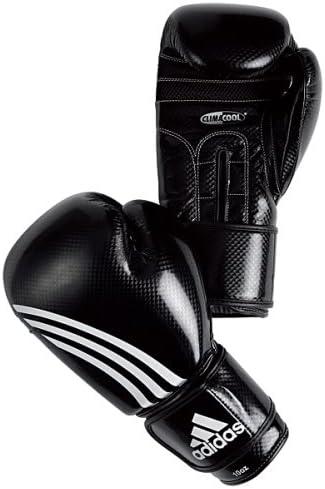 adidas Shadow Boxing Gloves Black (16oz), Training Gloves - Amazon ...