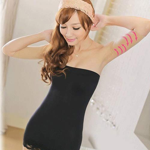 cca6440b9e265 Hot Sale Women Weight Loss Calorie Off Fat Buster Arm Shaper Slimmer Wrap  Belt Beauty - (Color  Nude)