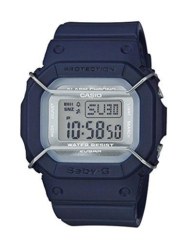 G Shock BGD 500 Navy Military Size