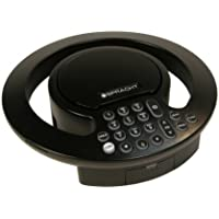 Spracht Aura SoHo Plus Full-Duplex Analog Conference Phone with Expanded Capability and 5 Microphones