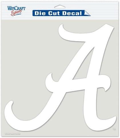 Sticker *Free Shipping Alabama Crimson Tide NCAA Color Die-Cut Decal