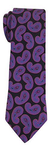 Ted Baker Multicolor Paisley Print Tie