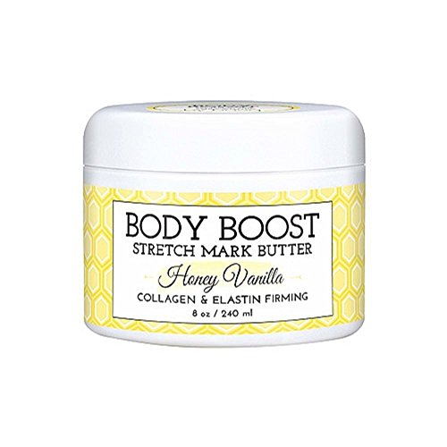 Body Boost Stretch Mark Butter - Honey Vanilla