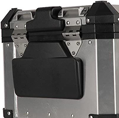 Top Rear Case Luggage Bags Cushion Backrest Pad Fit BMW R1200GS F800GS