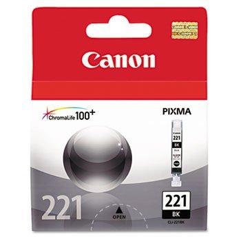 Ccsi - Canon 2946B001, 2949B001, 2948B001, 2947B001, 2945B001 Inkjet Cartridge Inkcart,Cli-221,Bk (Pack Of6)
