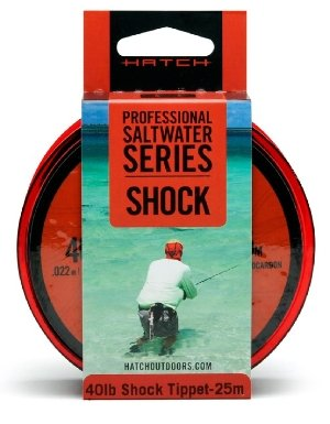 (Hatch Outdoors Fly Fishing Saltwater Shock Tippet)