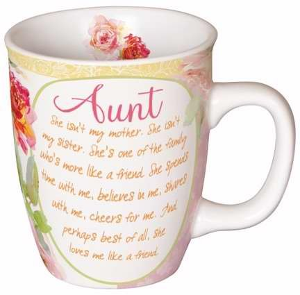 Carson Accents 92377 Mug You Loved Aunt product image
