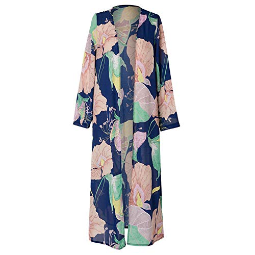 Henraly Women Summer Chiffon Kimono Cardigan Long Sleeve for sale  Delivered anywhere in Canada