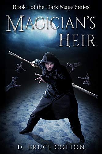 Magician's Heir (The Dark Mage Series Book 1) - Magician Sword