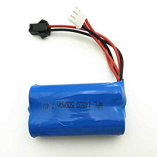 Ocamo RC Car Tires/Battery/ Motor Applies to: 1:16 for sale  Delivered anywhere in Canada