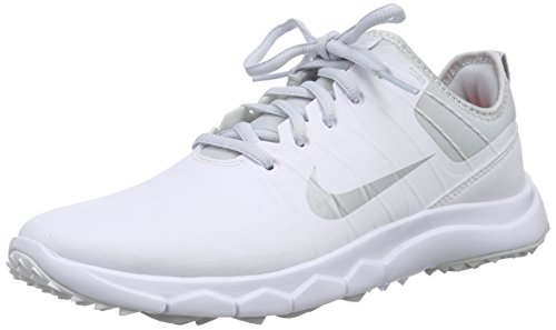 Nike FI Impact 2 Golf Shoes 2016 Ladies White/Pure Platin...