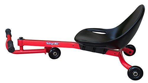 Swingroller The Ultimate Ride On, Red