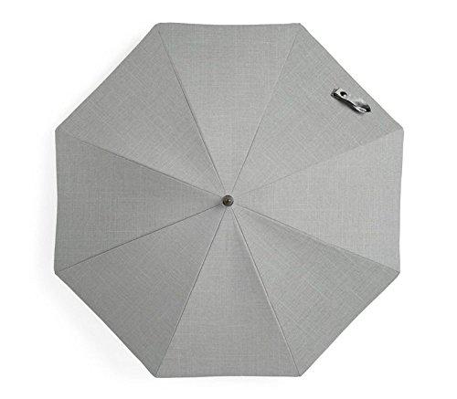 Stokke Stroller Parasol, Grey Melange