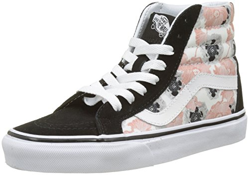 Vans Womens Sk8-hi Réléne High Sneaker Multicolor (california Poppy)