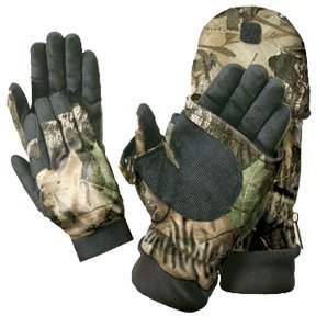 ARCTIC SHIELD SYSTEM GLOVE, Realtree AP, M (Cold Weather Hunting Gloves)