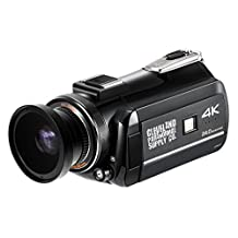 1080p HD Infrared Night Vision and Full Spectrum Camcorder - Ghost Hunting Camera