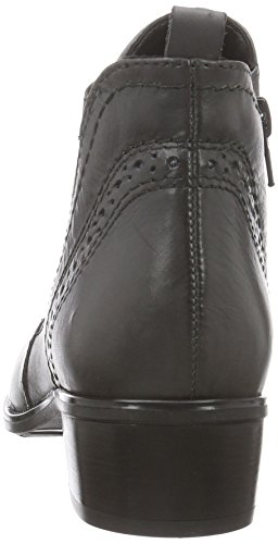 Tamaris 25488 Damen Chelsea Boots Grau (Anthracite 214)