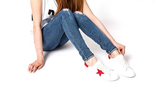 Benzie Classics Anistar White (con Estrella Roja)