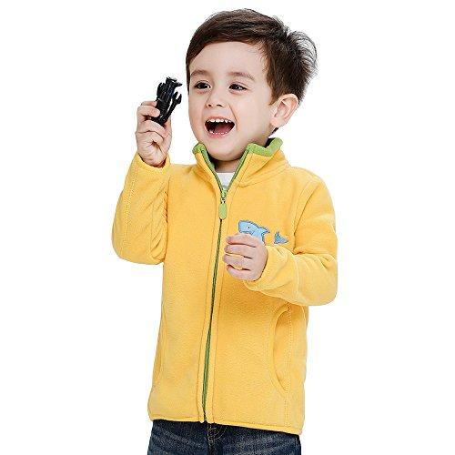 Stesti Winter Coat For Toddler Boys Rocker Jacket Winter Coat For Toddler Girls